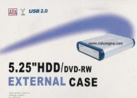 USB ENCLOSURE IDE 5.25 inch